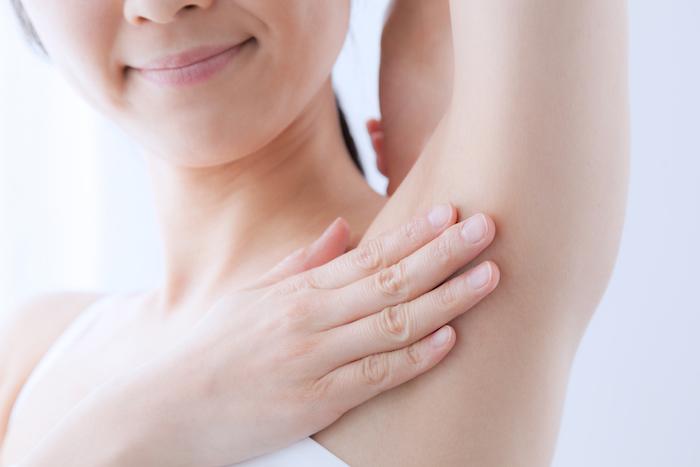 脇汗を止める方法