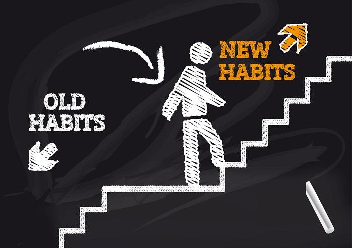 肌トラブルの改善には生活習慣の見直しが大切!