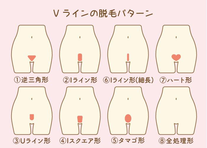 Vラインデザイン画