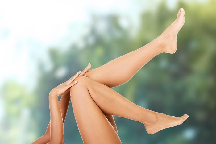 足脱毛ですべすべツルツルの足になるメリット