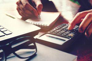 銀座カラーの返金額の計算方法