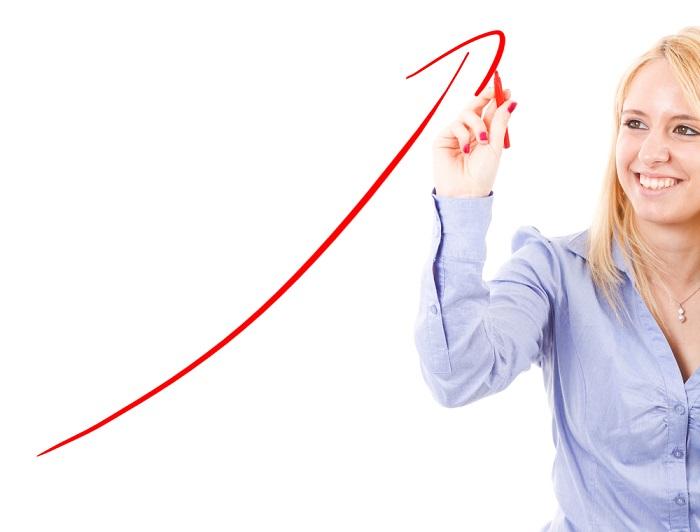 脱毛する女子の割合は増えています。