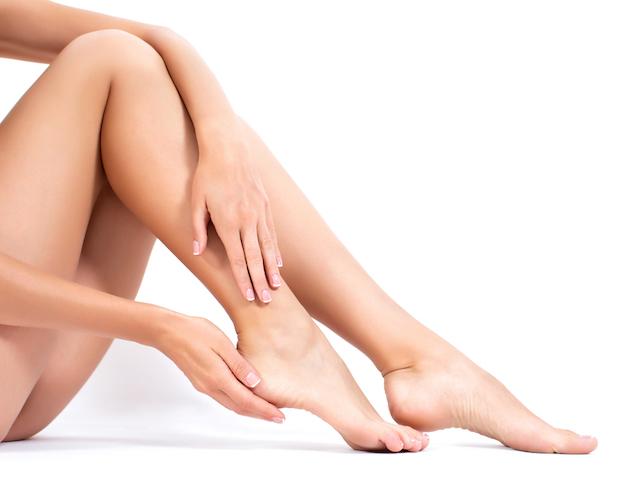 脱毛に最適な回数:腕足