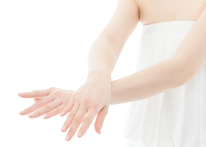 指の毛は脱毛で完璧に処理!綺麗な手をゲット